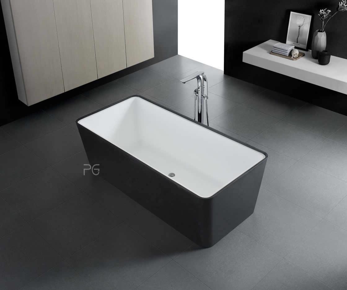 Rectangular Bathtub|Bathtub|Vanity Basin|Bathtub faucet|PG CASTSTONE
