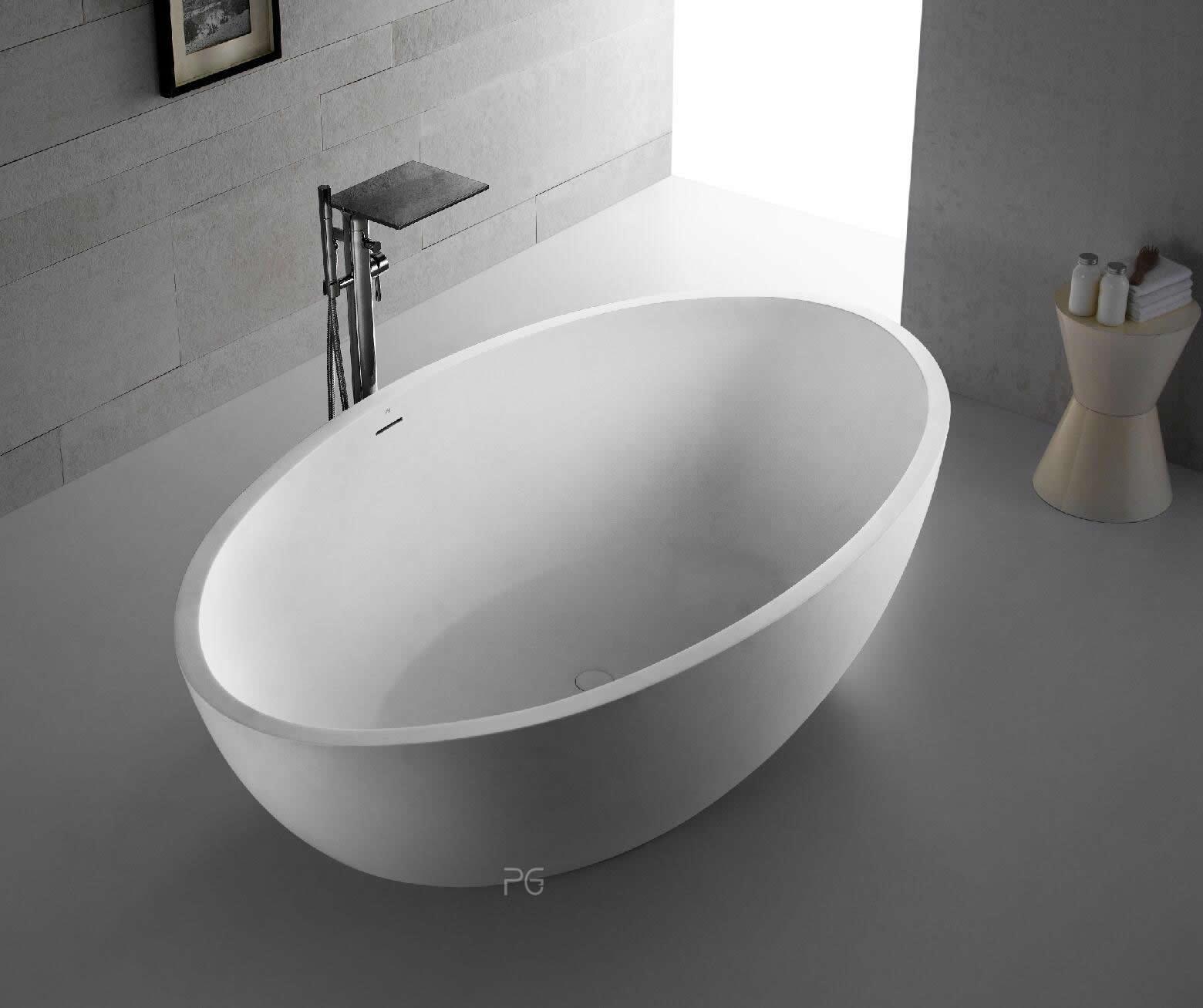 Oval bathtub|Bathtub|Basin|Bathtub faucet|PG CASTSTONE